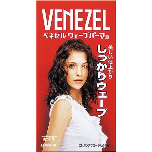 【送料無料】ダリヤ ベネゼル ウェーブパーマ液 全体用 エレガンスフローラルの香り×24点セット まとめ買い特価!ケース販売 ( 4904651010707 )