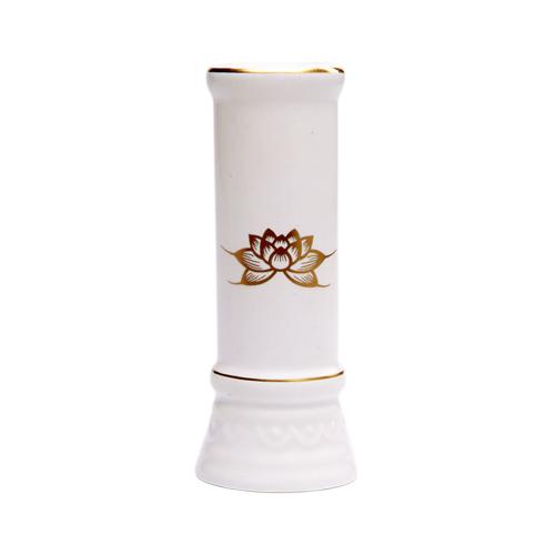 【送料無料・まとめ買い×096】日本香堂 線香立て 陶器×096点セット(4904872180821)