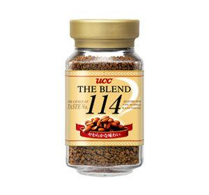 【送料無料】 UCC ザ・ブレンド 114 瓶 90g×24個セット ( 4901201103797 )