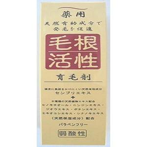 【送料無料・まとめ買い×10】薬用 毛根活性 育毛剤 150ml 医薬部外品×10点セット ( 4964653102787 )