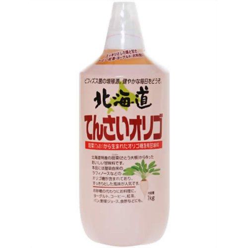 Born of Hokkaido Hokkaido sugar beet products 1 kg (sugar) beet oligo Saccharides containing sweeteners (4901390169437) ★ one person as 1 piece