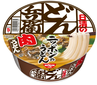 시노 상 兵衛 고기 우동 90g× 12 개 세트 대량 구매 특가! (인스턴트 식품 케이스 판매) (4902105004135)