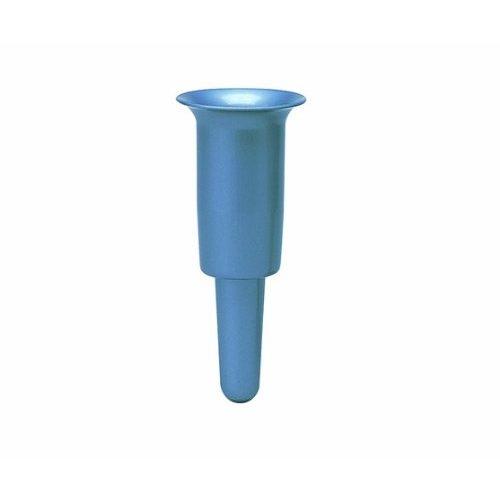 【送料無料】マルエス 野花立て PCYA-1 ( お墓の仏花を立てる容器 ) ×100点セット まとめ買い特価!ケース販売 ( 4903266711641 )