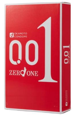 【送料無料】オカモト ゼロワン 3個入りパック×144点セット 薄さ0.01ミリ驚異のスキン ( コンドーム 避妊具 001 ) ( 4547691749192 ) ※お取り寄せ