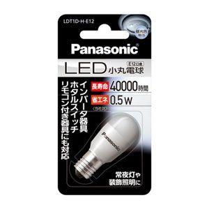 【200個で送料無料】パナソニック LED電球 小丸電球 0.5W ( 昼光色 ) LDT1D-H-E12×200点セット ( 4984824905337 )
