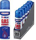 【120本で送料無料】東海 ベスタ ガスボンベ 40G×120点セット ( ライター用ガスボンベ GAS BOMBE ) まとめ買い特価!ケース販売