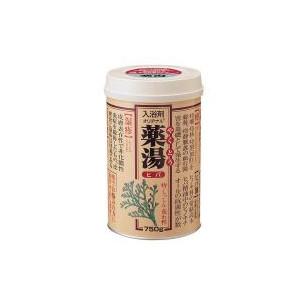【送料無料】オリヂナル薬湯 ヒバ 750g×12個セット まとめ買い特価! 医薬部外品 25回分使えるお得サイズ 皮膚保護剤のスクワラン等を配合した入浴剤 ( 4901180020023 )