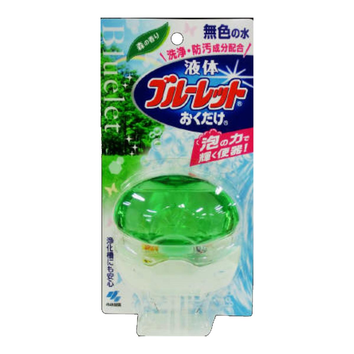 【送料無料】小林製薬 液体ブルーレット置くだけ 本体 森 70ML×48点セット まとめ買い特価!ケース販売 ( 4987072013175 )
