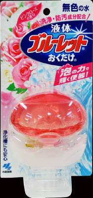 【送料無料】小林製薬 液体ブルーレットおくだけ ピンクローズの香り 70ML52945×48点セット まとめ買い特価!ケース販売 ( 4987072021057 )