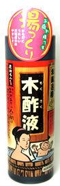 【送料込】日本漢方研究所 純粋木酢液 550ml×24本セット まとめ買い特価! 新湯がなめらかになりピリピリ刺す不快感がなくなります 1日量 ( 目安 ) :キャップ2-3杯 ( 30-40ml ) ( 4984090555199 )