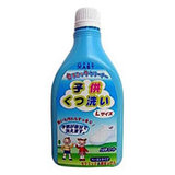 【送料無料】アスト セラミッククリーナー子供くつ洗いL200G×90点セット まとめ買い特価!ケース販売 ( 4995742002794 )