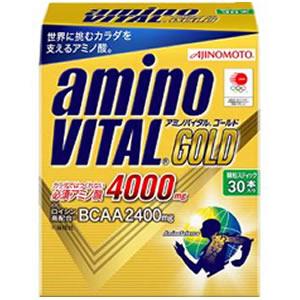 【送料無料】味の素 アミノバイタルゴールド 30本入り×12点セット まとめ買い特価! 顆粒スティック ( 4901001200115 )