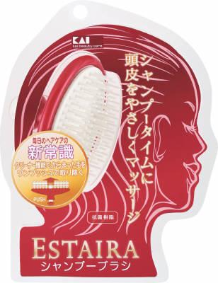 【送料無料】エステアーラ シャンプーブラシ×60点セット まとめ買い特価!ケース販売 ( 4901601249118 )