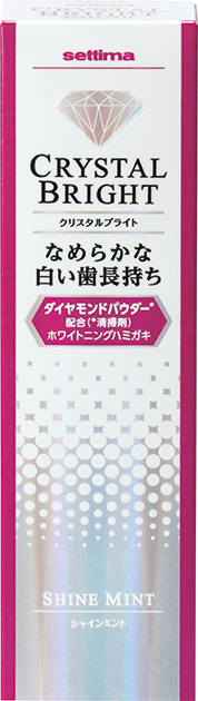 【送料込】セッチマクリスタルブライトハミガキ95G×80点セット まとめ買い特価!ケース販売 ( 4901616009813 )