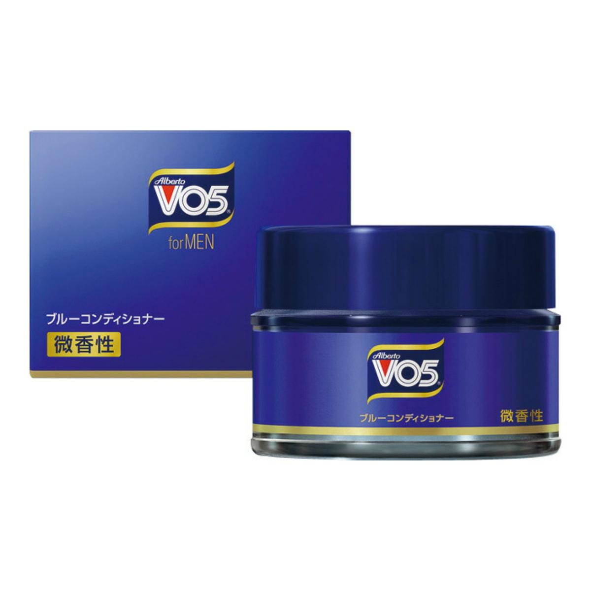 【10点セットで送料無料】VO5 for MEN ブルーコンディショナー微香性 85g×10点セット ★まとめ買い特価! ( 4901616300156 )
