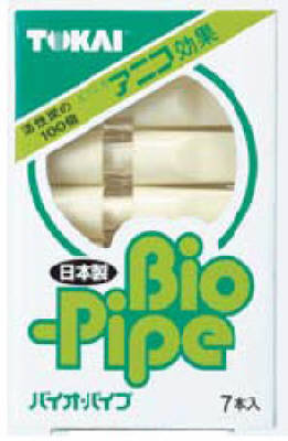 Biopipe 7 pieces (Arco content filter) on this pipe piece 5 to 10 cigarettes can I smoke (49592290)
