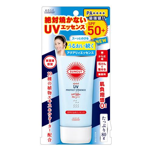 【送料無料】コーセー サンカット 日やけ止めエッセンス 80G×48点セット まとめ買い特価! SPF50+ PA++++ ( 紫外線・UV対策・日焼け止め ) ( 4971710383232 )