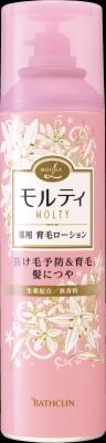 【送料無料】バスクリン モウガ L モルティ 薬用育毛ローション 180g 医薬部外品 MOUGA MOLTY×24点セット まとめ買い特価!ケース販売 ( 4548514515406 )