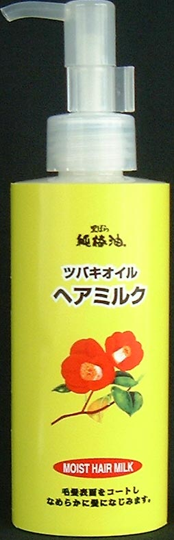 【送料無料】黒ばら本舗 黒ばら 純椿油 ツバキオイルヘアミルク×48点セット まとめ買い特価!ケース販売 ( 4901508973291 )