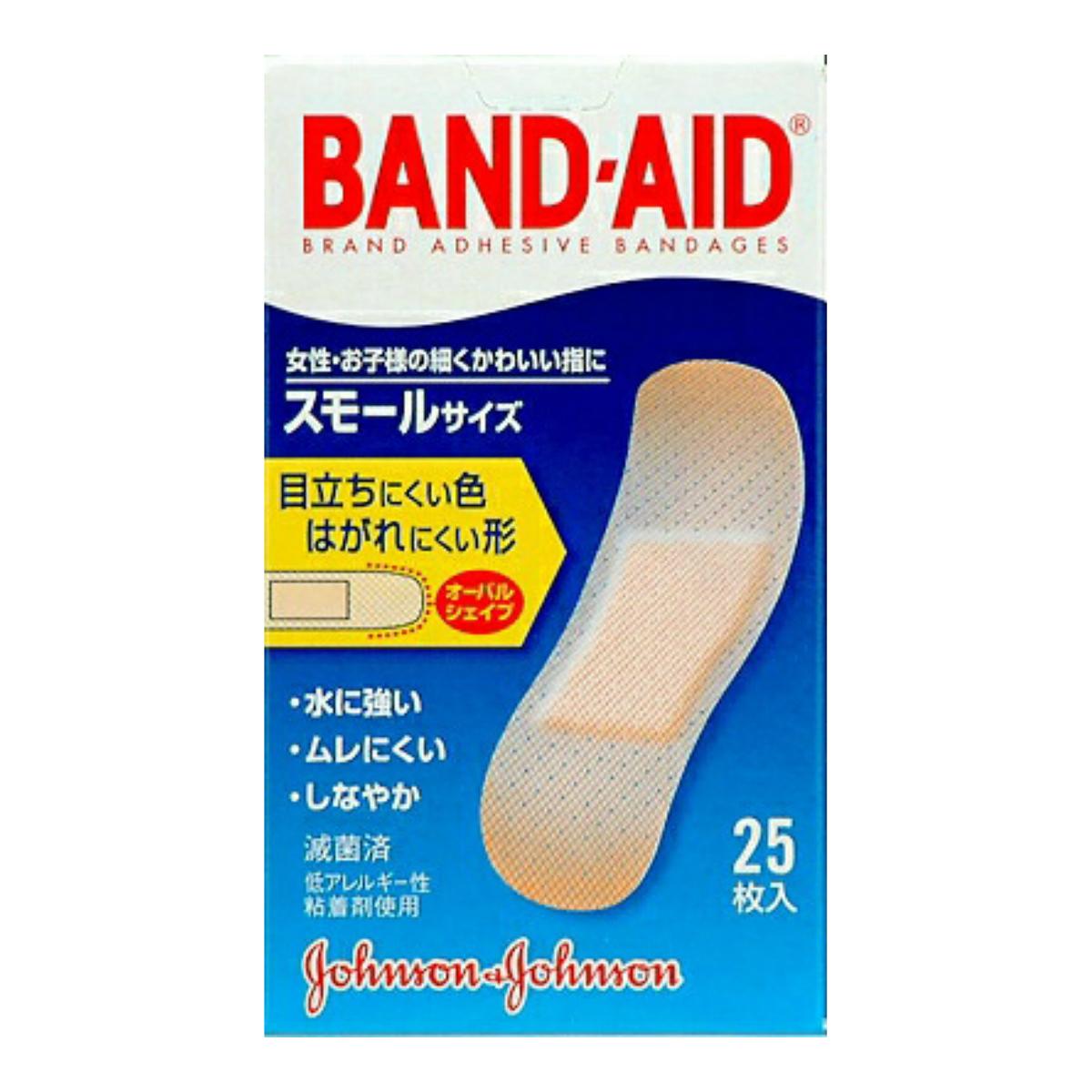 【送料無料】ジョンソン バンドエイド2007 肌色 スモール25枚×72点セット まとめ買い特価!ケース販売 ( 4901730020077 )