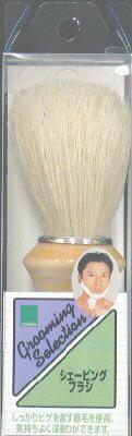 【送料込】三宝商事 MBG-16シェービングブラシ MBG ( メンズビューティギア ) 髭剃り用ブラシ×120点セット まとめ買い特価!ケース販売 ( 4901646123138 )