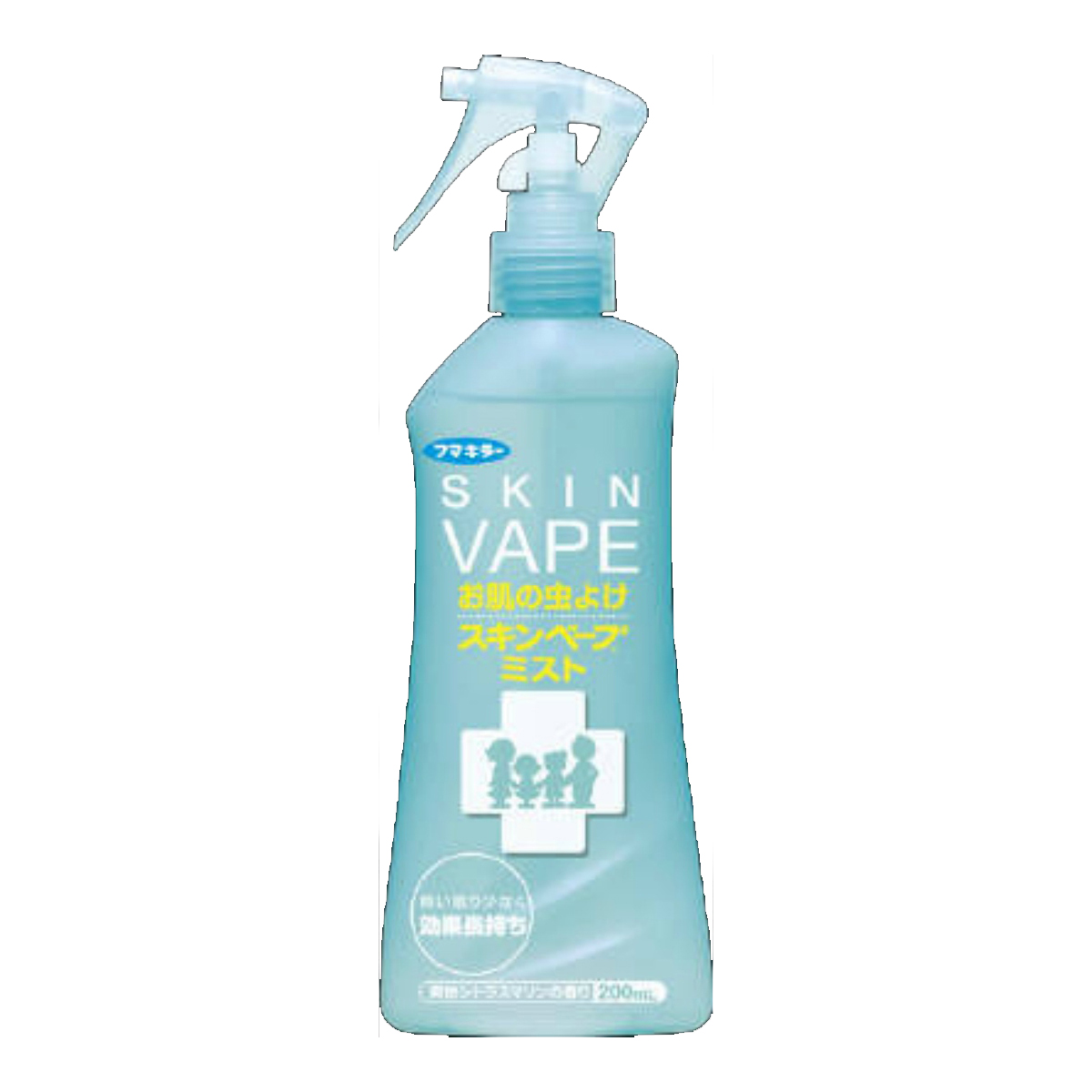 Fumakilla SKIN VAPE Spray  nonpharmaceutical Mosquito repellent product Large Volume Elegant citrus fragrance (4902424433050)