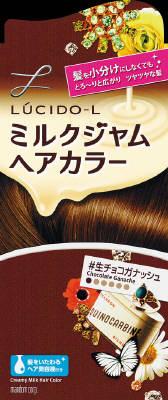 NEW売り切れる前に☆ 毛染め ミルクジャム剤がとろりとのびて髪にぴったり密着するヘアカラー おしゃれ染め 女性用です 髪の表面だけでなく 内側の髪までなじんで密着するから ムラなくキレイに 送料込 まとめ買い×9点セット マンダム OXウォーター ルシードエル ミルクジャムヘアカラー 生チョコガナッシュ 5g アフターカラー美容液 クリアランスsale 期間限定 4902806212013 ヘアカラー 80ml 40g