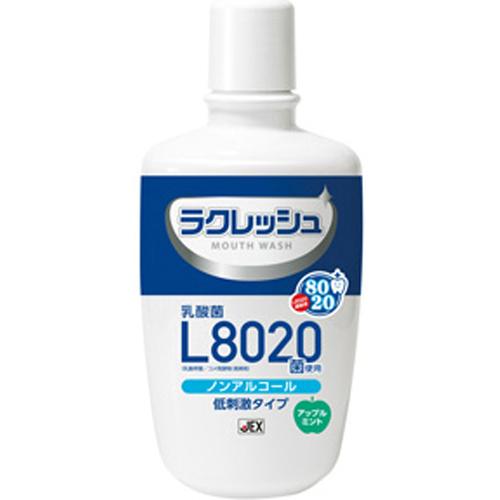 【24個で送料込】ジェクス チュチュベビー ラクレッシュ 乳酸菌L8020菌使用 マウスウォッシュ アップルミント 300ml×24点セット ( 4973210994529 )