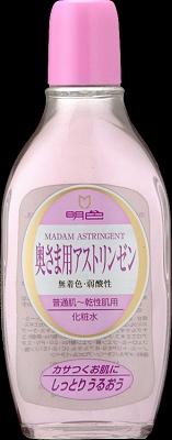 【送料無料】明色化粧品 明色90 奥様用アストリンゼン 170ML×48点セット まとめ買い特価!ケース販売 ( 4902468115042 )