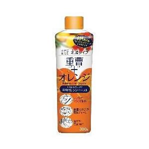 UYEKI 중조 오렌지 페이스트 300 g 사용하기 쉬운 유액 타입(액체 세제 키친용) ( 4968909059641 )