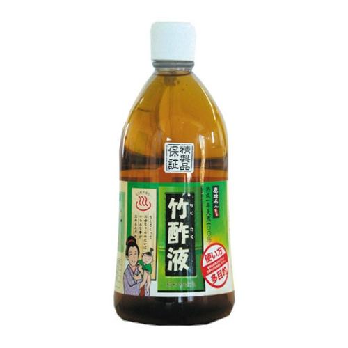 【送料無料・まとめ買い×12】日本漢方研究所 炭焼名人 竹酢液 1L ×12点セット( お徳用1リットルサイズ ) ( 4984090555212 )