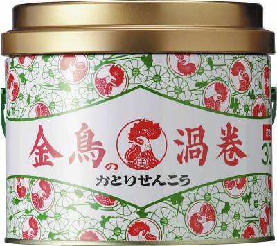 【送料無料】大日本除虫菊 金鳥の渦巻 K 30巻入 ( 缶 ) ×24点セット まとめ買い特価!ケース販売 ( 4987115000339 )