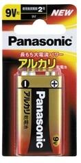 長持ち大電流パワー オキシライドの技術をアルカリに U-テクノロジーの採用で 従来より20%の長持ちを実現 4984824720046 Panasonic 2020 新作 1 6LR61XJK 9V型 パナソニック ブリスターパック 2020 新作 アルカリ乾電池