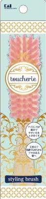 【送料込・まとめ買い×120】貝印 toucherie セットブラシS KQ2351 ×120点セット(4901601289794)