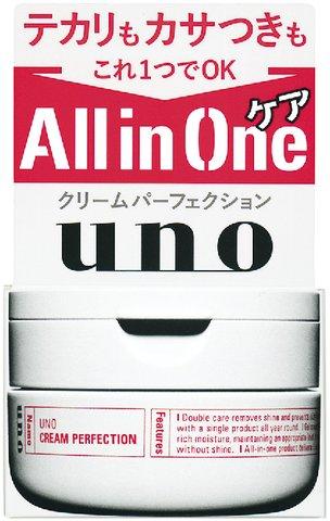 Shiseido taiseido UNO cream perfection 90 g (4901872449705)