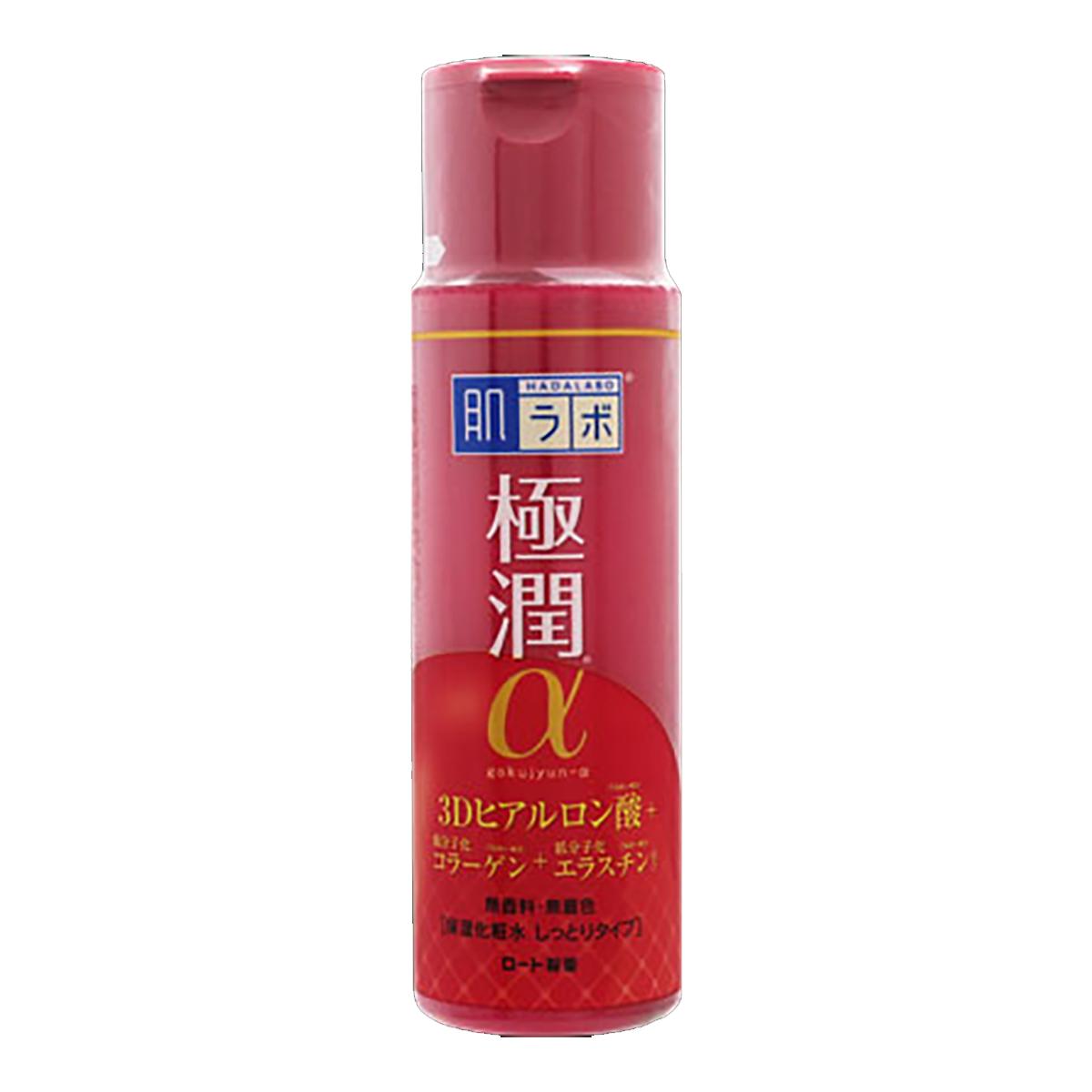 Rohto pharmaceutical skin lab ultra Jun α isoflavone lotion moist type 170 ml (4987241148493)