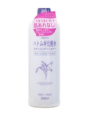 IMJU Naturie Skin Conditioner 500ml Fragrance--free Pigment--free (Adlay Skin Conditioner)(4903335695254)