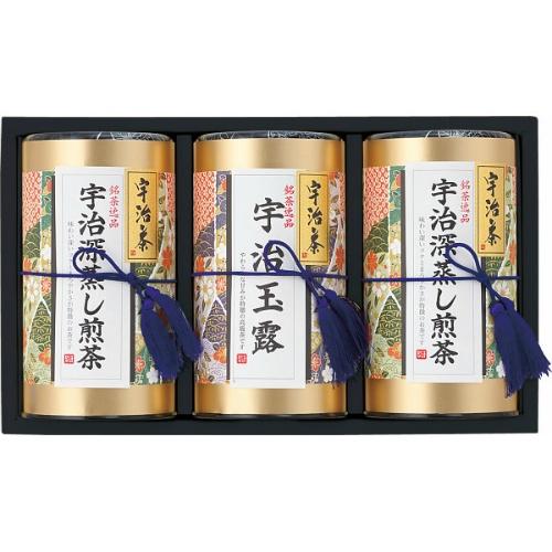 【送料無料】【直送・代引不可・同梱不可】芳香園製茶 宇治銘茶詰合せ  HEU-1003