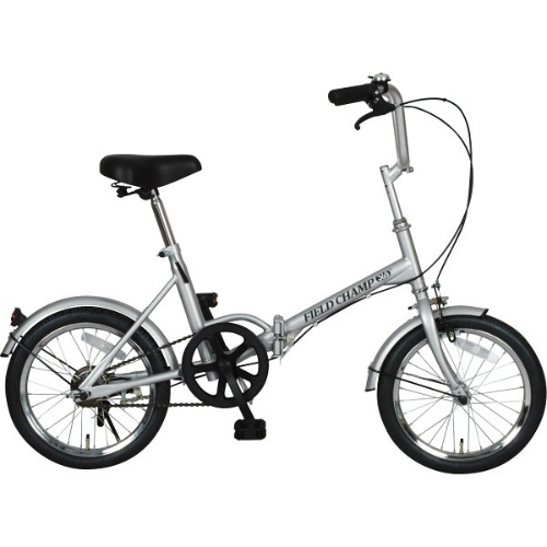 【送料無料】【直送・代引不可・同梱不可】フィールドチャンプ365 16型折りたたみ自転車  72750A