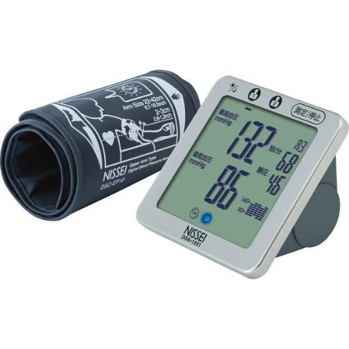 【送料無料】【直送・代引不可・同梱不可】日本精密測器 上腕式デジタル血圧計  DSK-1051
