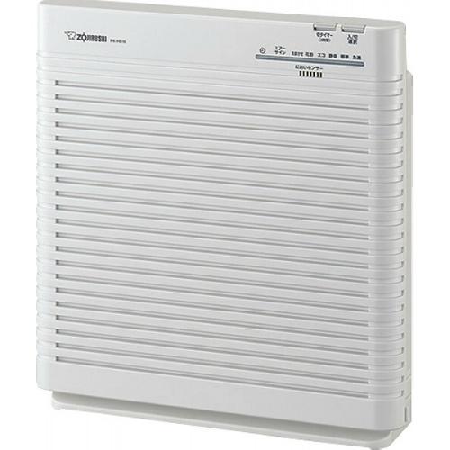 【送料無料】【直送・代引不可・同梱不可】象印 空気清浄機(16畳) ホワイト PA-HB16-WA