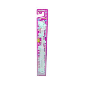 【360個で送料無料】エビスハブラシ ハローキティ 6-9才 ( こども用歯ブラシ ) ×360点セット ( 4901221033012 )