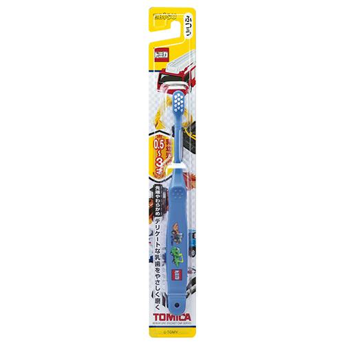 【送料無料】エビス トミカ歯ブラシ 0.5~3才 1本×360点セット まとめ買い特価!ケース販売 ( 4901221070000 )