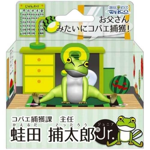 【送料無料・まとめ買い×080】ウェルコ 蛙田捕太郎ジュニア 40g×080点セット(4995860514605)