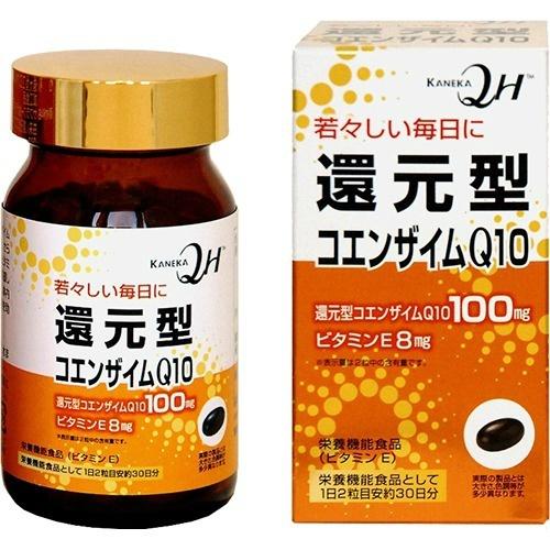 【送料無料・まとめ買い×10】ユニマットリケン 還元型コエンザイムQ10 60粒