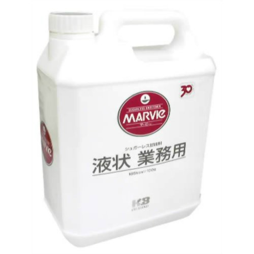 【送料無料・まとめ買い×3個セット】マービー 液状 業務用 5.5kg