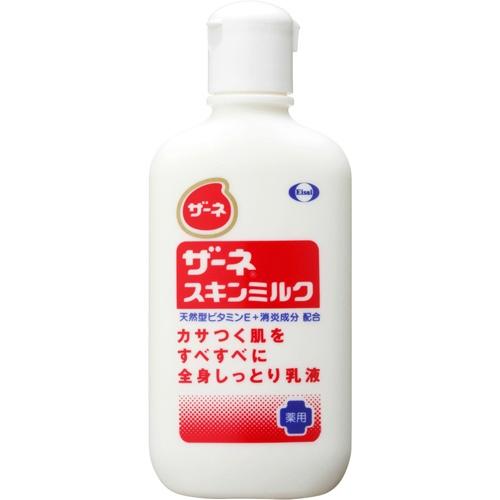 /4987028113157/ 【送料込・まとめ買い×6個セット】エーザイ ザーネスキンミルク 140g