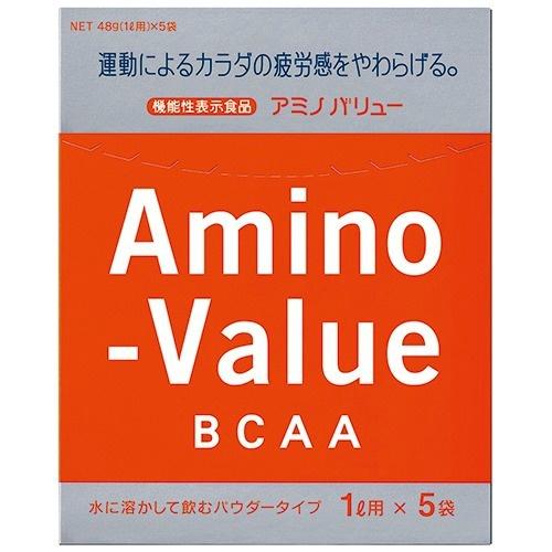 【送料無料・まとめ買い×10】大塚製薬 アミノバリュー パウダー8000 48g×5袋