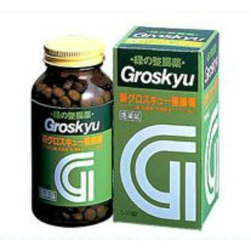 【送料無料・まとめ買い×10】クロレラ工業 新グロスキュー 整腸薬 540錠