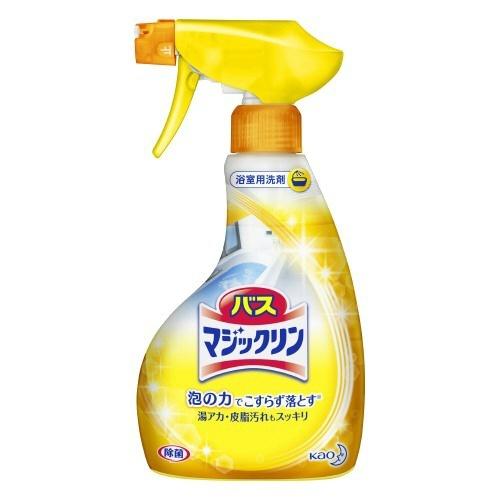 浴室 浴槽洗剤 4901301310224 花王 380ml 泡立ちシャンプー バスマジックリン 本体 上質 メーカー直送